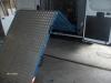 Installazione rampe per furgoni in loco