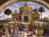 Pintoricchio: l'Annunciazione