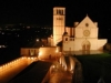 Basilica di San Francesco di notte
