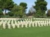 Famoso cimitero degli eroi caduti