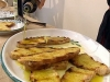 Toasted bread with Umbrian oil
