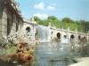 Fountain of Eolo in caserta