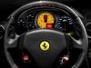Interni della Ferrari