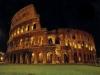 Il Colosseo di notte