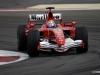 Ferrari da Formula 1 in pista