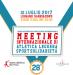 28° MEETING INTERNAZIONALE DI ATLETICA LEGGERA SPORT SOLIDARIETA'