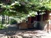Porticato del Cottage Lago Trasimeno