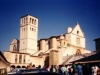 People visiting Assisi