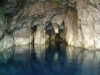 The caves of the isle of San Pietro