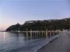 The beach sella del Diavolo (the devils sadel)