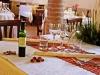 Tavolo ristorante, dettagli ricercati