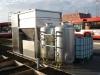 Impianto depurazione chimico fisico, depuratore per officine ed autolavaggi,