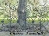 Piccole recinzioni da giardino fatte a mano
